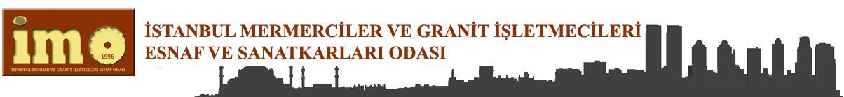 İstanbul Mermer ve Granit İşleyicileri Esnaf Odası